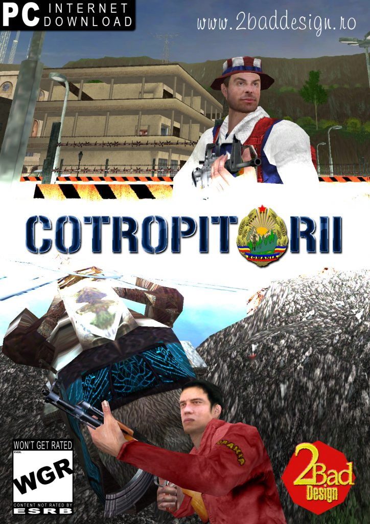 Cotropitorii Game Poster And Box Art