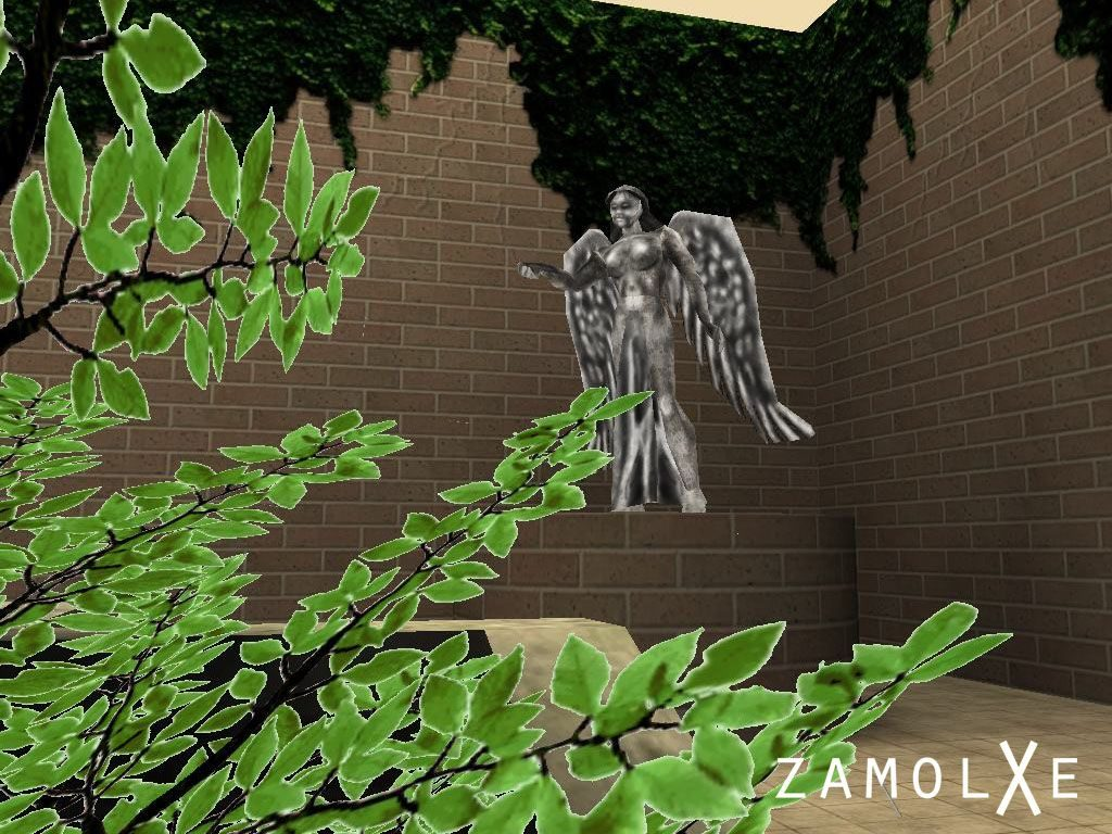 Zamolxe Game Engine Screenshot 6