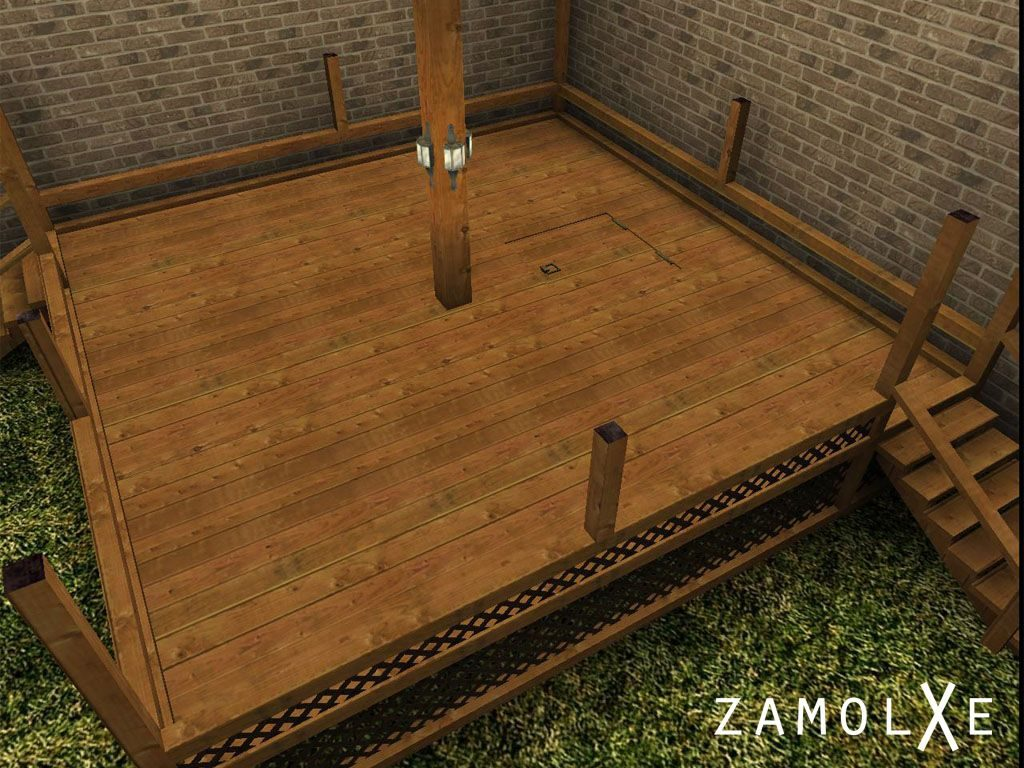 Zamolxe Game Engine Screenshot 4