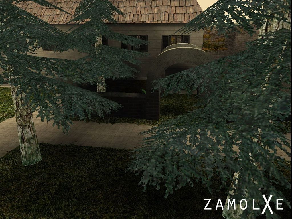 Zamolxe Game Engine Screenshot 3